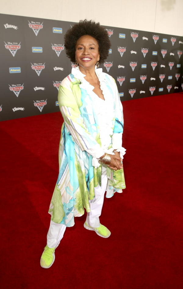 Actor Jenifer Lewis