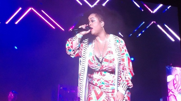Jill Scott - photo by Eddie Ash