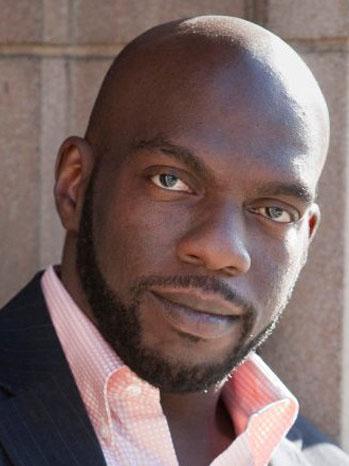 Actor Omar Dorsey