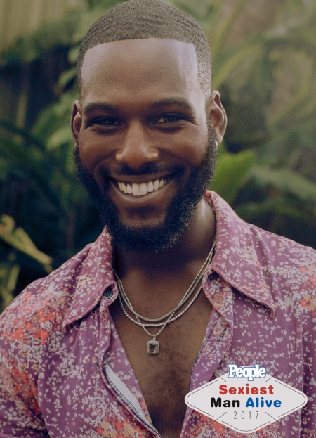 Kofi Siriboe in 2017Photographer: Micaiah Carter