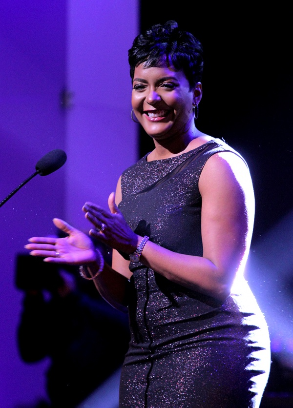Mayor Keisha Lance Bottom