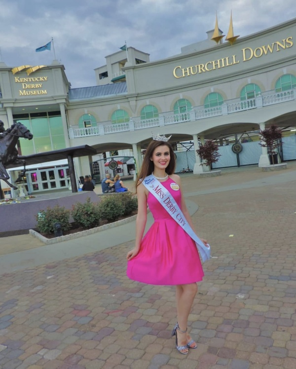 Brooke Danielle Way - Miss Derby City