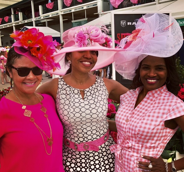 Penny Foster, Sonya Jenkins, Carla Johnson - Covering Derby 2018