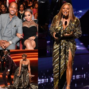 TI & Tiny, Rickey Smiley & LeToya Luckett, Tamia