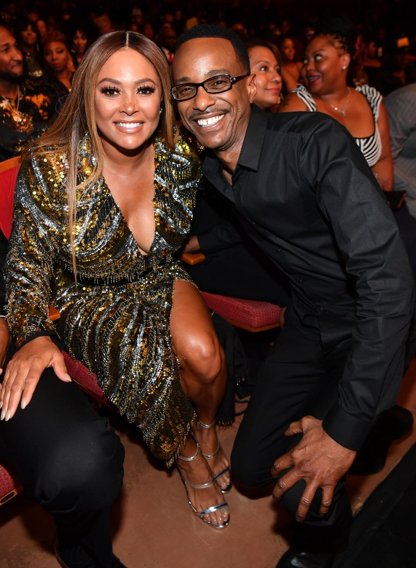 Tamia and Tevin Campbell
