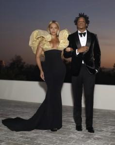 Beyoncé and Jay-Z - via @Beyoncé
